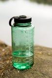 Waterbottle ao ar livre Imagens de Stock