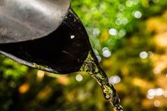 Waterbubbles Arkivfoton