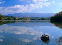 Waterbury Reservoir Stock Photo