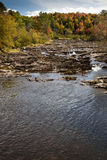 Waterbury River Royalty Free Stock Photography