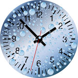 Waterclock Foto de Stock