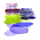 watercolor ανασκόπησης grunge Στοκ Εικόνες