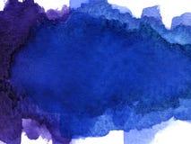 watercolor κηλίδων Στοκ εικόνα με δικαίωμα ελεύθερης χρήσης