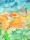 Watercolor 01 Royalty Free Stock Image