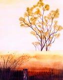 Watercolor Stock Image