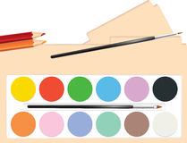 Watercolor Royalty Free Stock Photos