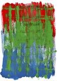 Αφηρημένο χρωματισμένο χέρι watercolor Στοκ φωτογραφίες με δικαίωμα ελεύθερης χρήσης