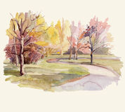 watercolor Lizenzfreies Stockbild