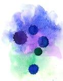 watercolor Fotografia de Stock