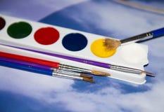 watercolor Stock Afbeelding