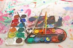 Watercolor Royalty Free Stock Photo