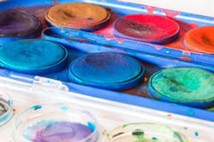 watercolor Fotografia Stock
