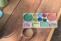 watercolor Imagen de archivo libre de regalías