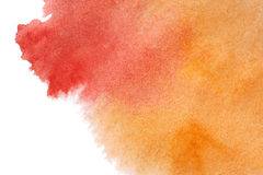 Watercolor abstract background Stock Images