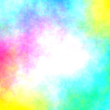Watercolor abstract background stock illustration