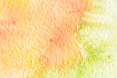 Watercolor abstract background. Hand painted watercolor background. Royalty Free Stock Images