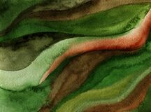 Watercolor abstract background 01
