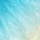 Watercolor abstract blue background. Stock Images
