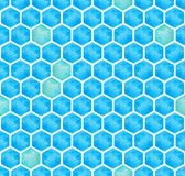 Watercolor Abstract Geometric Polygonal Seamless BackgroundIllustrationΠStock Images