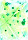 Watercolor  abstract handmade painting texture. Grunge backdrop. Royalty Free Stock Photos