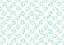 Watercolor abstract pattern. Royalty Free Stock Images