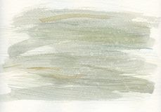 Watercolor Abstract Texture Greens royalty free illustration