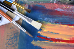 watercolor,art Royalty Free Stock Photo