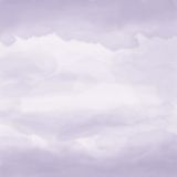 Watercolor artistic hand-painted violet textured abstract background Royalty Free Stock Images