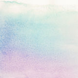 Watercolor background. Abstract watercolor hand painted background Royalty Free Stock Photo