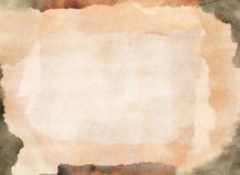 Watercolor background. Abstract watercolor background with space for text Royalty Free Stock Image
