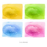 Watercolor background.  Abstract background. Hand drawn. Texture background. Stock Photo