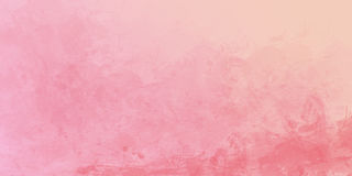 Watercolor for background. Abstract pink watercolor for background. Digital art painting Royalty Free Stock Photo