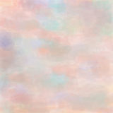 Watercolor background with brushstrokes in red and blue colors. Stock Photos