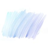 Watercolor background. colorful blue water color paint Royalty Free Stock Photos