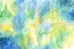 Watercolor background Royalty Free Stock Photos