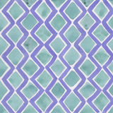 Watercolor background. Watercolor lilac background with chevron stripes Stock Photography