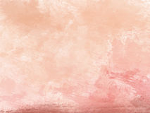 Watercolor background. Orange watercolor background/ illustration painting Stock Images