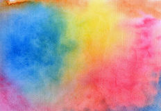 Watercolor background Royalty Free Stock Image