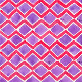 Watercolor background. In pink and lilac bright colors Royalty Free Stock Photo