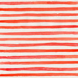 Watercolor background. With red stripes on white paper Stock Image