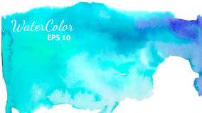 Watercolor background for textures Stock Images