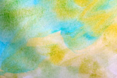 Watercolor Royalty Free Stock Photography
