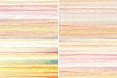 Watercolor backgrounds Royalty Free Stock Photo