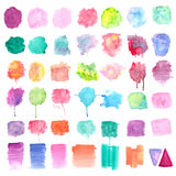 Watercolor Backgrounds Stock Photos
