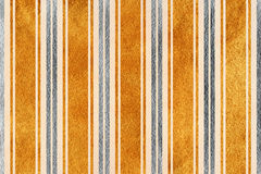 Watercolor beige and acryl golden and silver striped background Stock Image