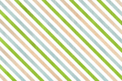 Watercolor beige, green and blue striped background. Abstract watercolor background with beige, green and blue stripes stock illustration