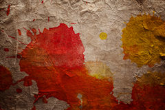 Watercolor blots royalty free stock photography