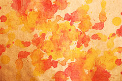 Watercolor blots background Stock Photos