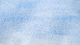 Watercolor blue abstract background Royalty Free Stock Image