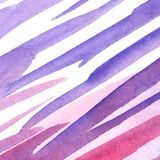 Watercolor blue pink lilac violet spot texture background Stock Images